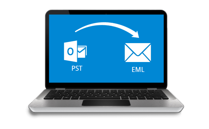 How to Convert Outlook PST to EML Format - Complete User's Guide