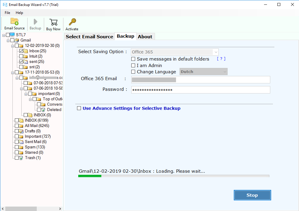 Google Gmail to Office 365 Migration – Direct & Simple Trick