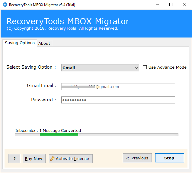 How to Import MBOX File into Gmail Account – Straightforward