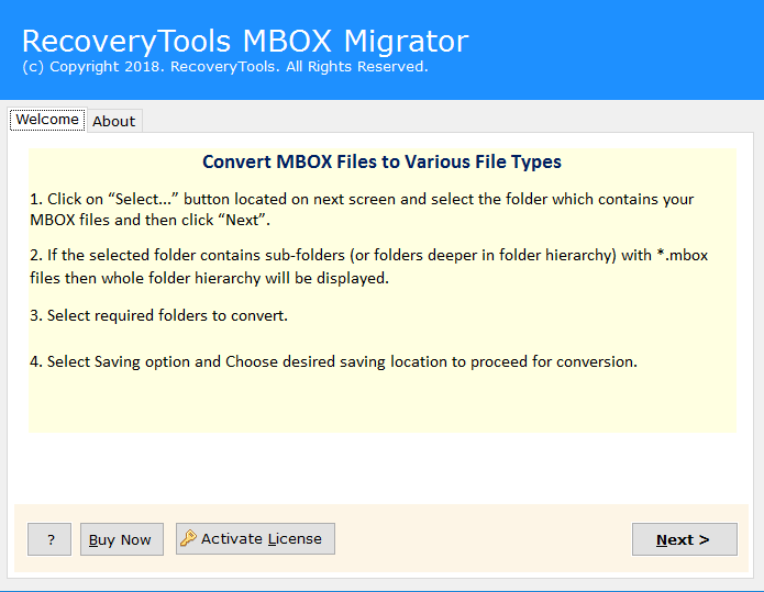 Gmail MBOX to CSV Converter – Export Google Takeout Gmail