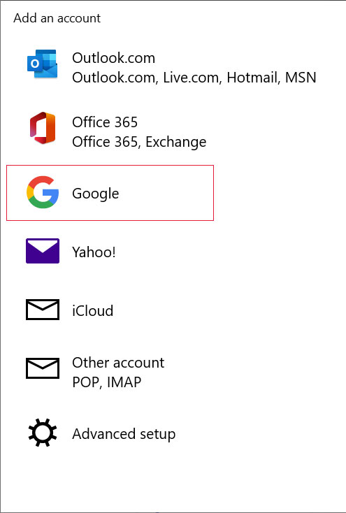 Switch from Windows Live Mail Windows 10 Mail