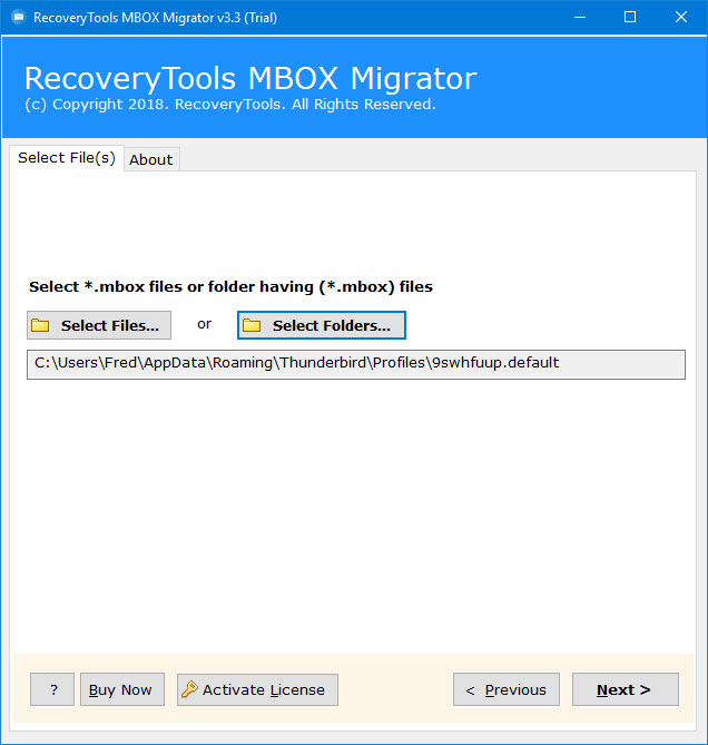 MBOX Converter to Extract Emails From Large MBOX Files in